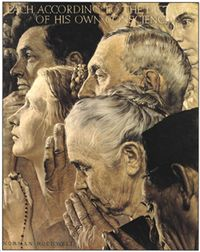 Rockwell's Four Freedoms (Worship)